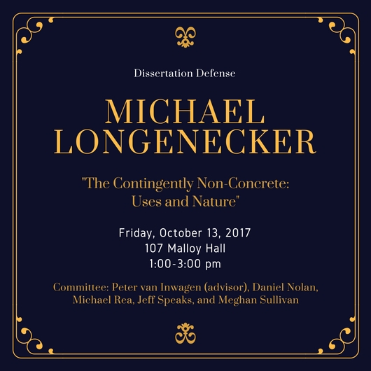 Michael Longenecker